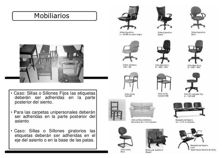 Bienes muebles estatales - Tipos de bisagras ...