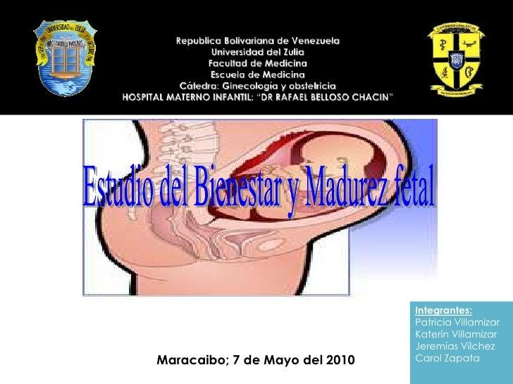 Republica Bolivariana de VenezuelaUniversidad del ZuliaFacultad de MedicinaEscuela de Medicina  Cátedra: Ginecología y obs...