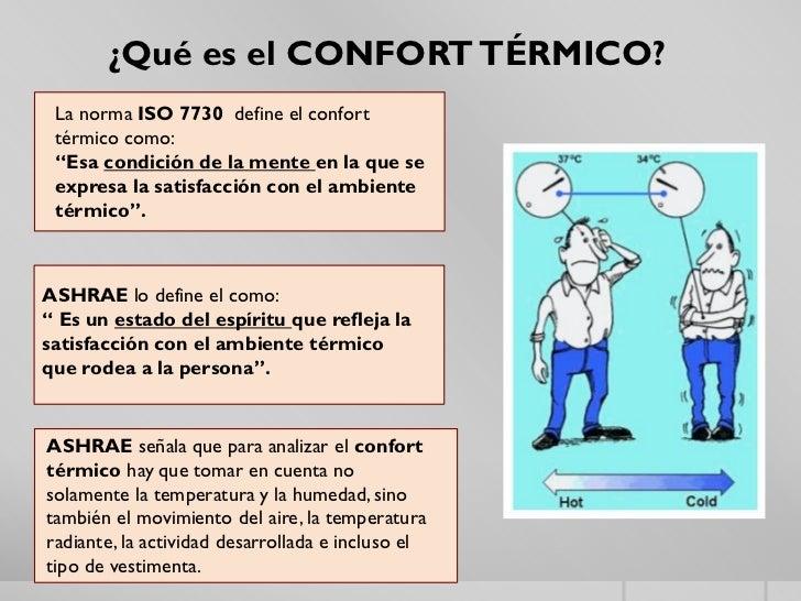 Bienestar termico humano sesi n 5 for Que es exterior y interior