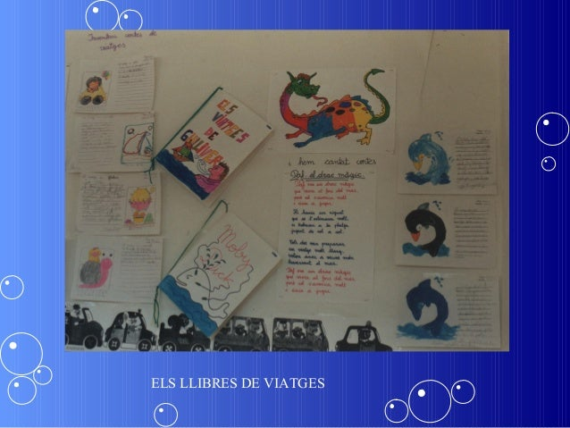 ELS LLIBRES DE VIATGES