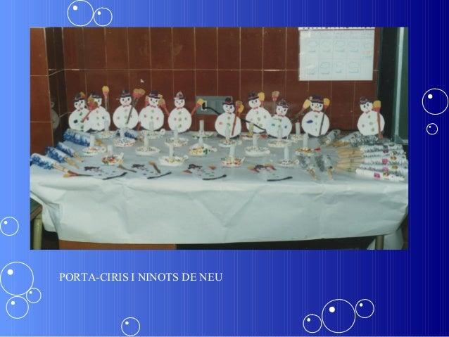 PORTA-CIRIS I NINOTS DE NEU