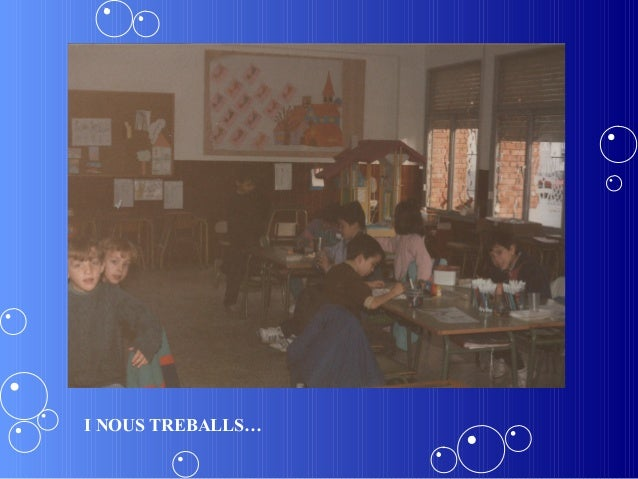I NOUS TREBALLS…