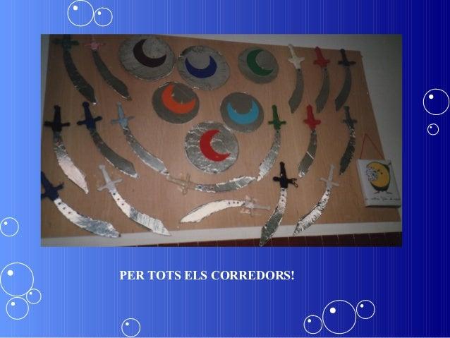 PER TOTS ELS CORREDORS!