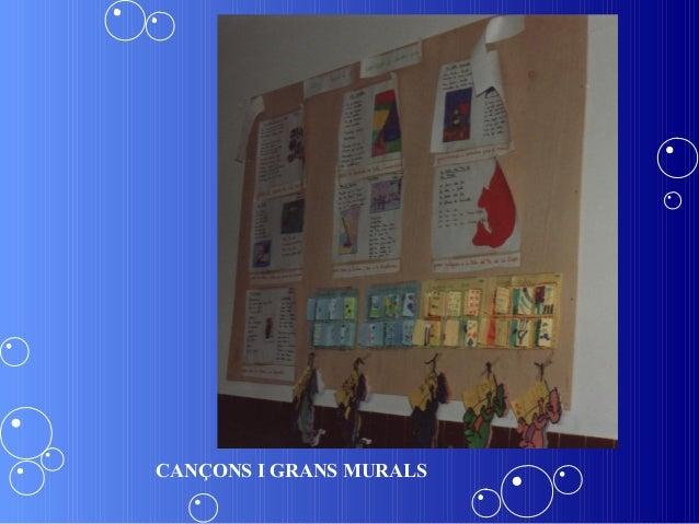 CANÇONS I GRANS MURALS