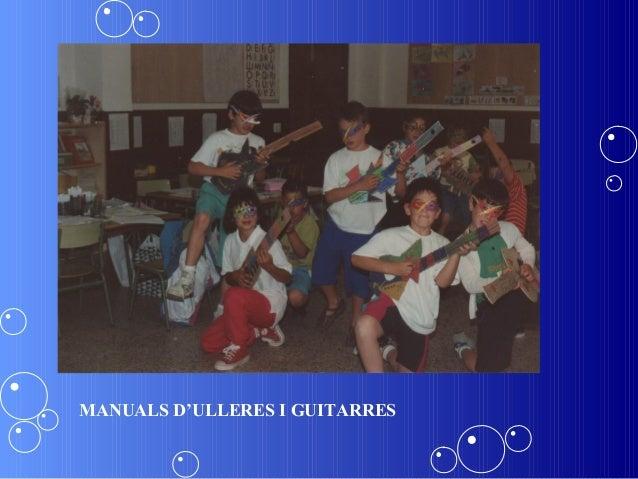 MANUALS D'ULLERES I GUITARRES