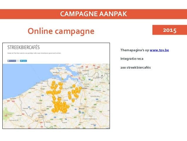 Online campagne CAMPAGNE AANPAK 2015