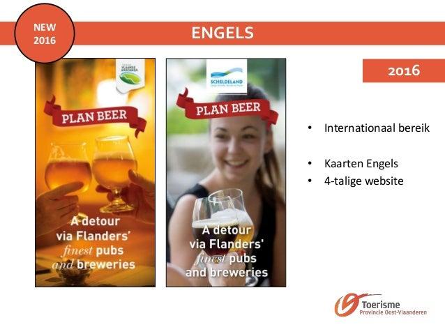 Nieuw: juni 2016 NL, FR, EN, DU Brouwerijbezoeken: groepen en individuelen Routes, met PDF Bierarrangementen logies Bier r...