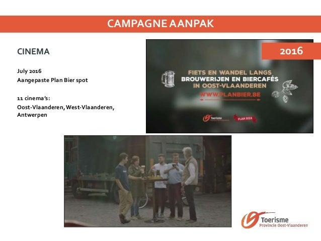 TV SPOT opVIER en NJAM VIER: - 14 uitzendingen - oktober - Link met 'Komen Eten' NJAM: - 28 uitzendingen - oktober - 2 /da...