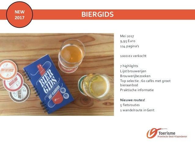 BIERGIDS NEW 2017 VADERDAGACTIE Facebook 1 biergids + plan bier kaarten 177 sold