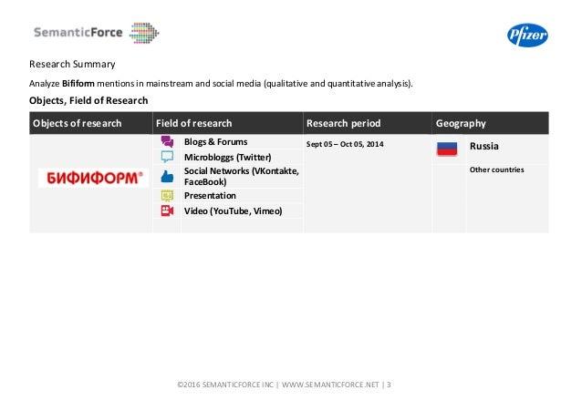 Bifiform in News & Social Media - Analytics Research Slide 3