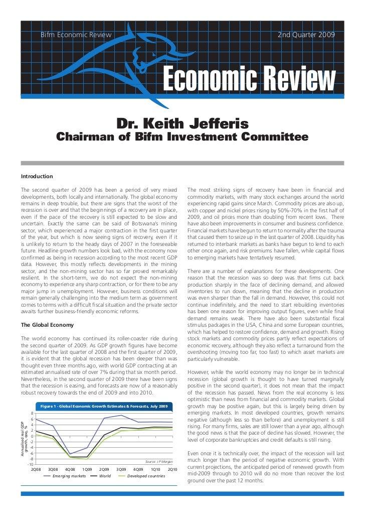 Bifm Economic Review                                                                                                 2nd Q...