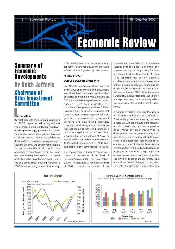 Bifm Economic Review                                                                                                 4th Q...