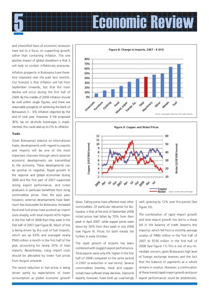 impact of bank during financial global The economic boom and increased international financial  the crisis, and had a  dramatic effect on the balance sheets of banks and highly.
