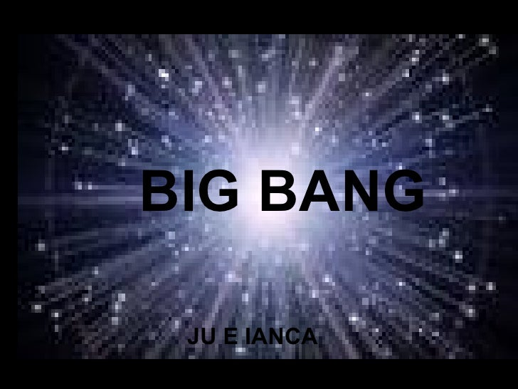 BIG BANG JU E IANCA