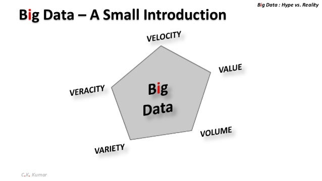 Big Data: Hype vs. Reality