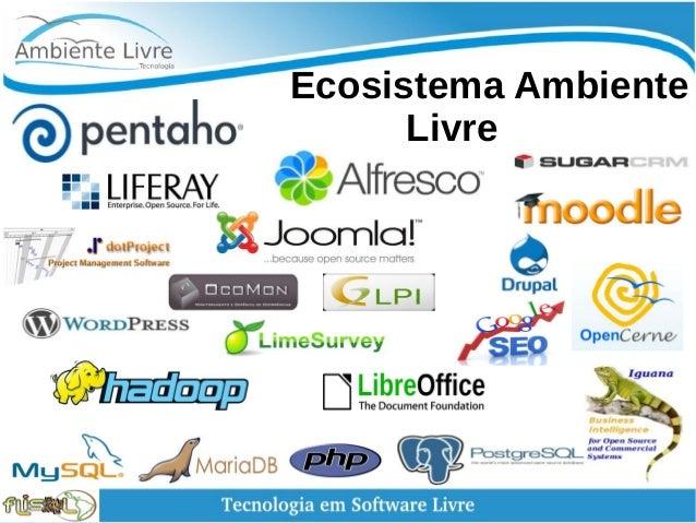 Ecosistema Ambiente Livre