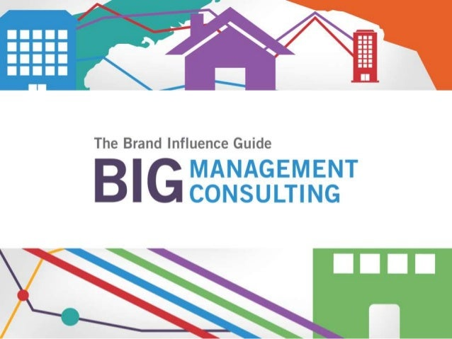 The BIG Question What is the role of branding in management consulting? See more study results at: BIGMgmtConsulting.com