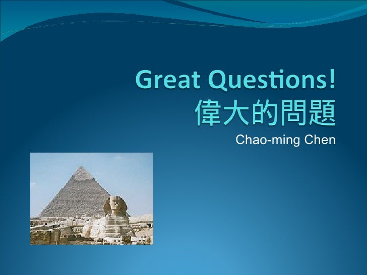Chao-ming Chen
