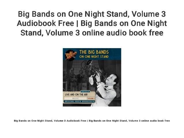 one night stand free