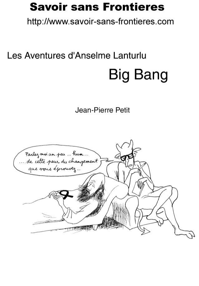 Savoir sans Frontières Association Loi de 1901  Jean-Pierre Petit, Président de l'Association Ancien Directeur de Recherch...