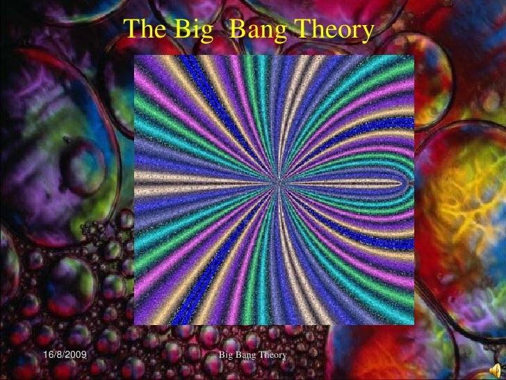 The Big Bang Theory     16/8/2009          Big Bang Theory
