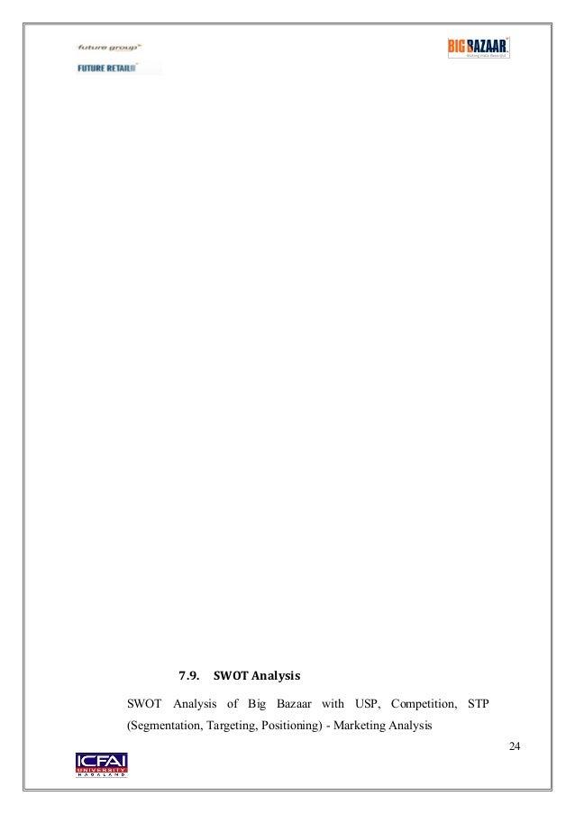 stp of big bazaar Author: profiletemplate created date: 10/28/2013 18:15:48 title: segmentation, targeting, positioning (stp): a concise roadmap marketing principles (mktg 300 fall 2013 dr carter.