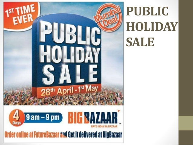 big bazaar marketing mix This is a research report on big bazaar marketing strategy by knt arasu in  marketing category search and upload all types of big bazaar.
