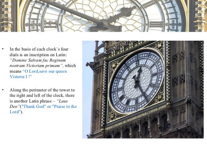 """Music•   In the music Big Ben was used by    Joseph Haydn """"Clock Symphony"""" in D    major Hob.1 Nr.101"""