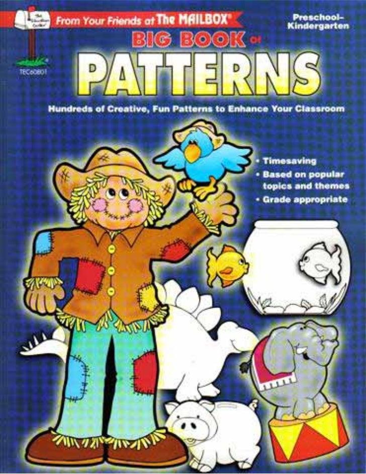 Big book patterns_pre-school_kindergarten