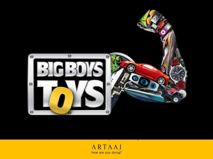 Large boy toy 1