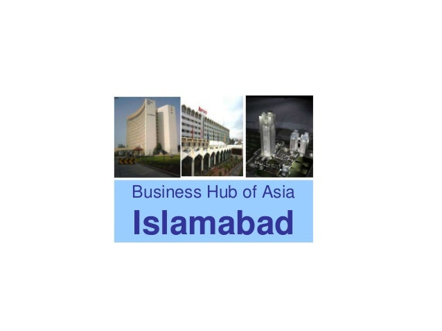 Business Hub of Asia Islamabad