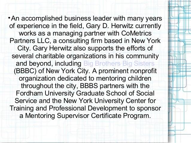 gary herwitz