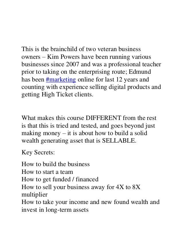 Big business firesale plr review bonus big business blueprint 3 malvernweather Choice Image