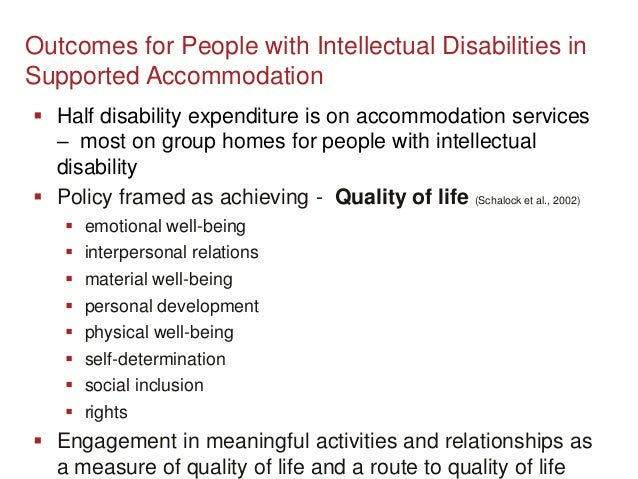 Dating someone with an intellectual disability