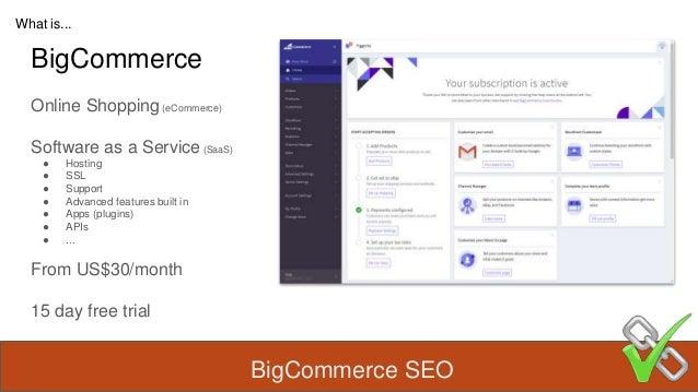 BigCommerce SEO Slide 2