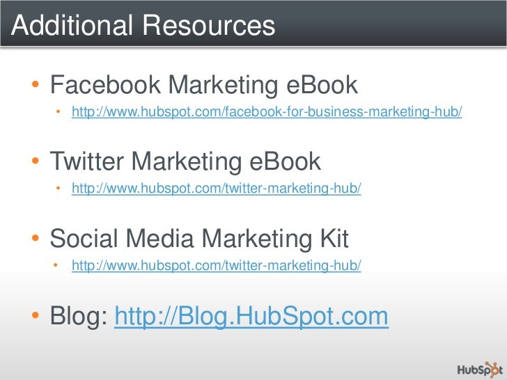 Thank You!<br />Next Step?  Free Trial of HubSpot:<br />www.HubSpot.com/free-trial<br />Mike Volpe<br />VP Marketing @HubS...