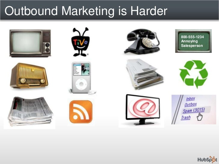 Outbound Marketing<br />