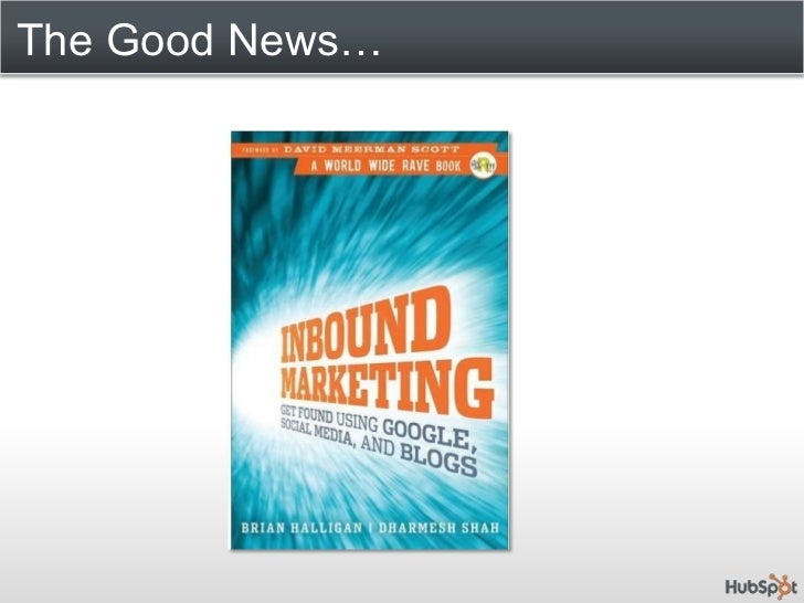 Outbound Marketing is Harder<br />800-555-1234<br />Annoying<br />Salesperson<br />