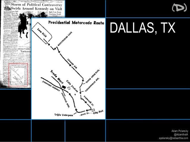 DALLAS, TX  Adam Polansky  @AdamtheIA  apolansky@redearthia.com