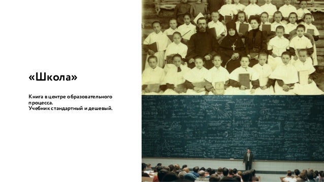 Education technology:  ландшафт