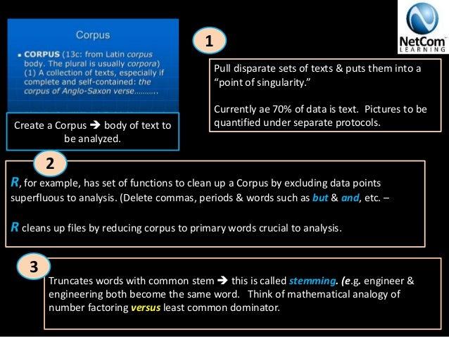 how to explain big data