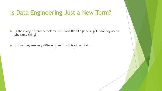 Big Data Analytics: From ETL to Data Engineering Slide 2