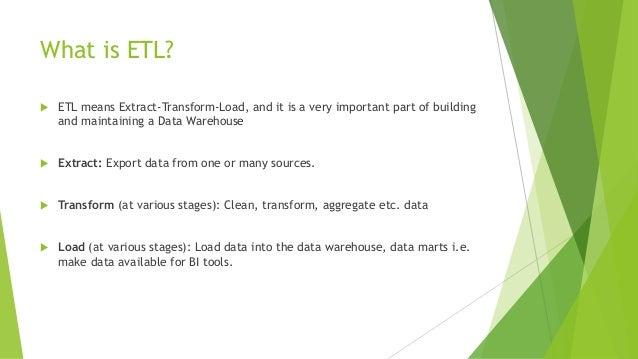 Big Data Analytics: From ETL to Data Engineering Slide 3