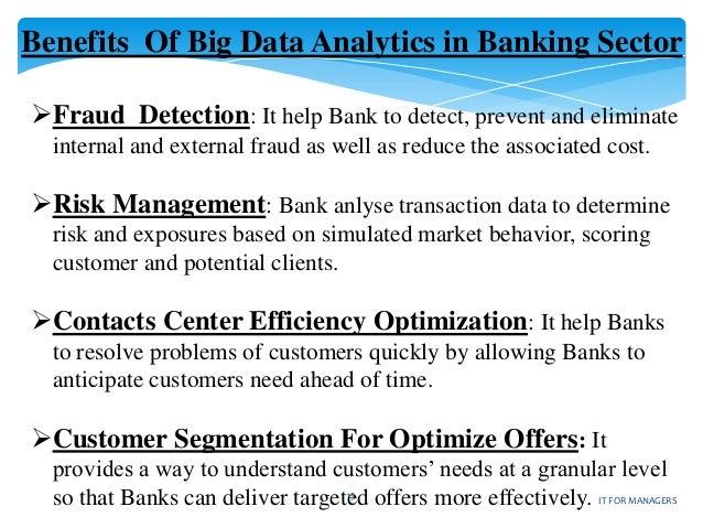 Big data analytics in banking sector