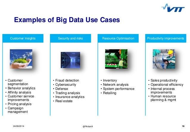 big data and analytics petteri alahuhta