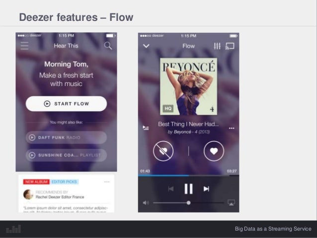 Deezer Flow