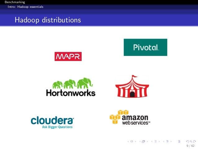 Hadoop Amp Big Data Benchmarking
