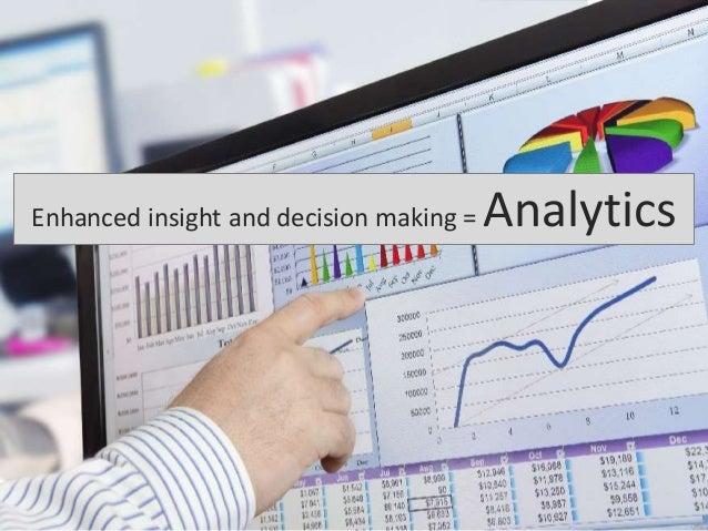 Big data analytics mckinsey