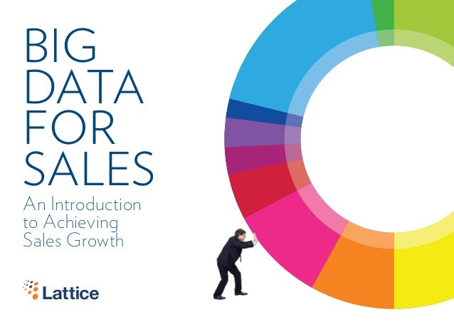 BigDataforSalesAn Introductionto AchievingSales Growth