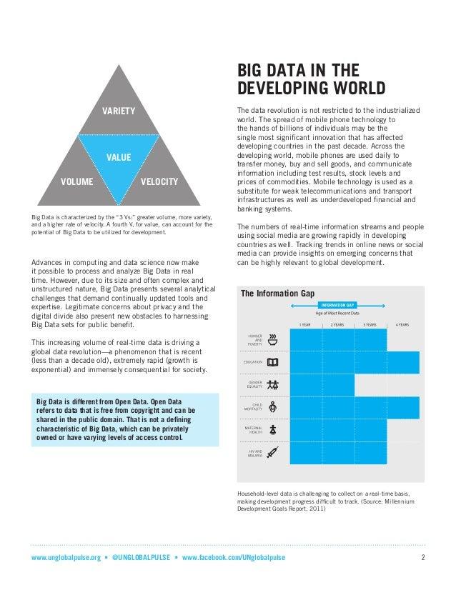 Big Data For Development A Primer Slide 2